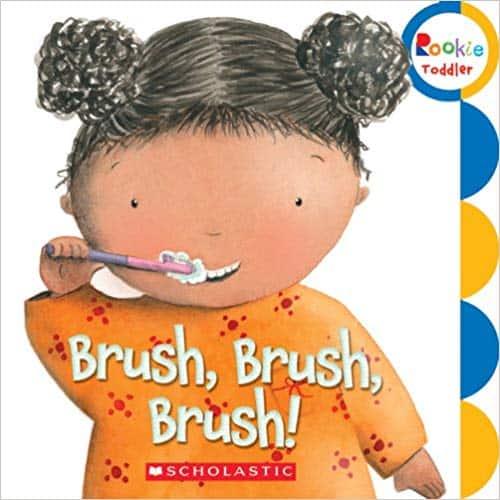 brush brush brush dental book