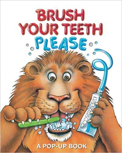 brush your teeth please dentist book