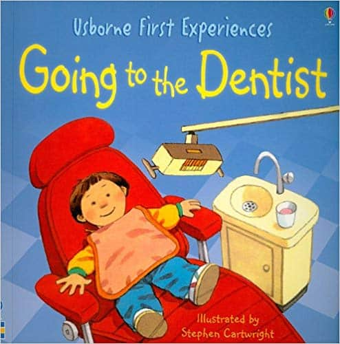 going to the dentist book