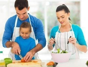 nutrition for kids family cooking