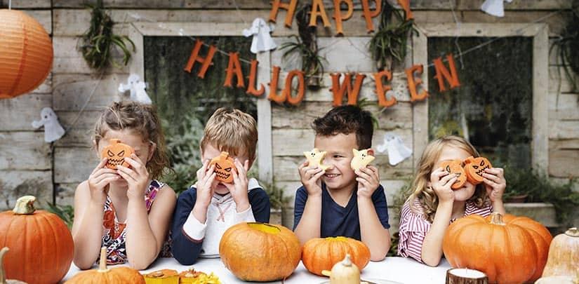 Family Halloween Events Kansas City