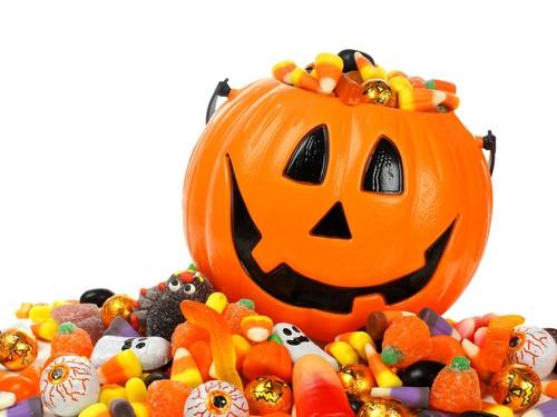 Halloween Candy - LeBlanc & Associates Dentistry For Children in Kansas