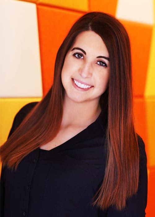 Lauren - Registered Dental Hygienist portrait.