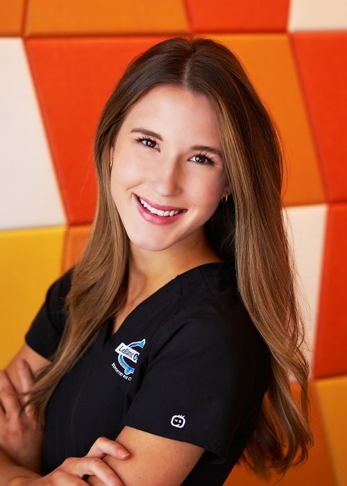 Ally - Registered Dental Hygienist portrait.