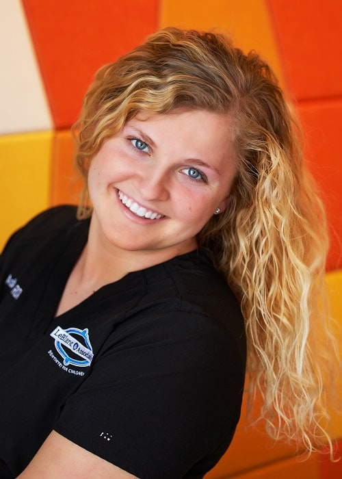 Ashlyn - Registered Dental Hygienist portrait.