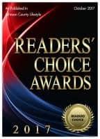 2017 Readers Choice Johnson County