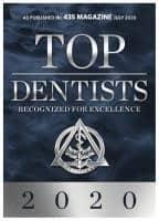 2020 Top Dentist